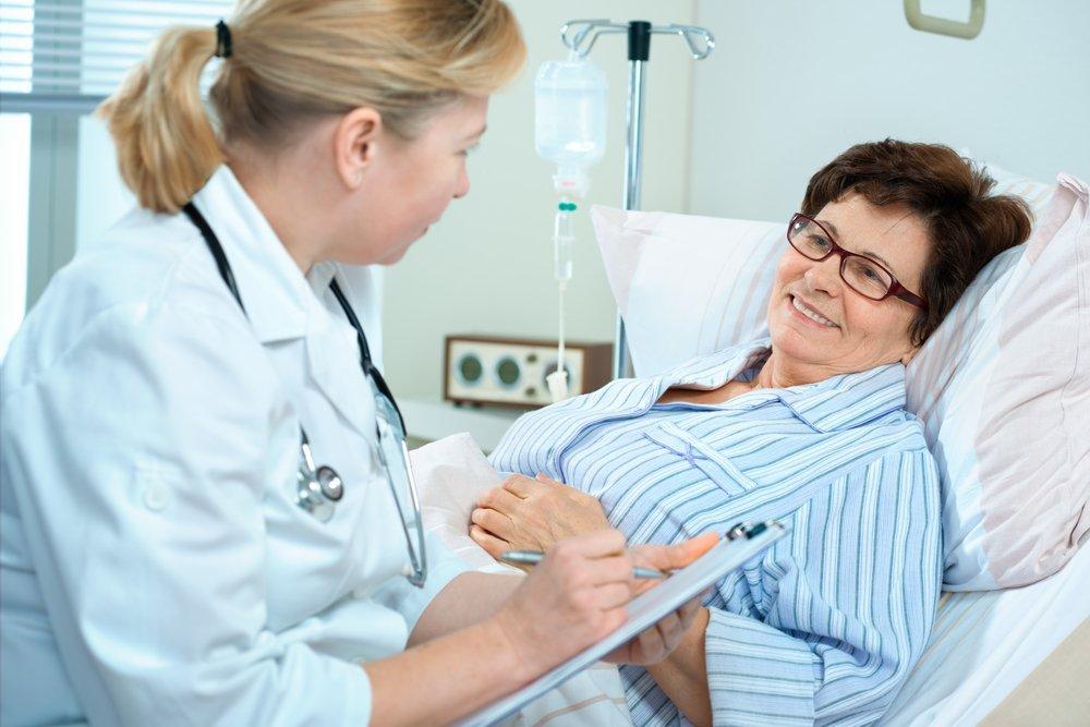 Осложнения перелома шейки бедра: тромбоз и пневмония