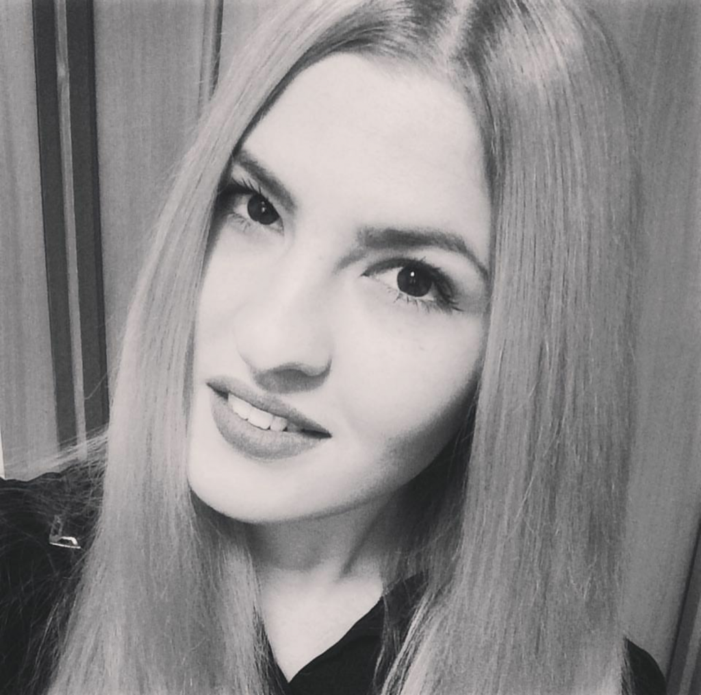 Регина Аксянова, визажист