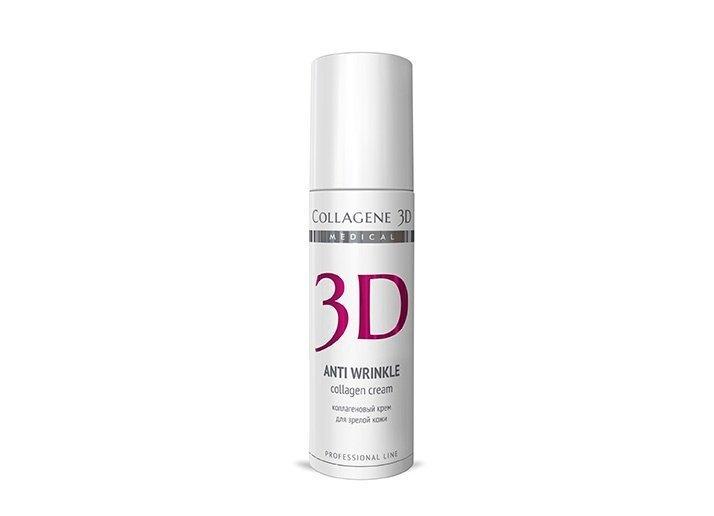 Collagene 3D, Anti Wrinkle Крем для лица с плацентолью Источник: pharmacosmetica.ru