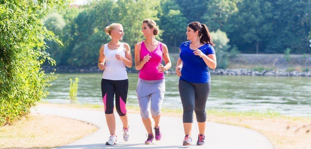 Однообразие тренировок для похудения