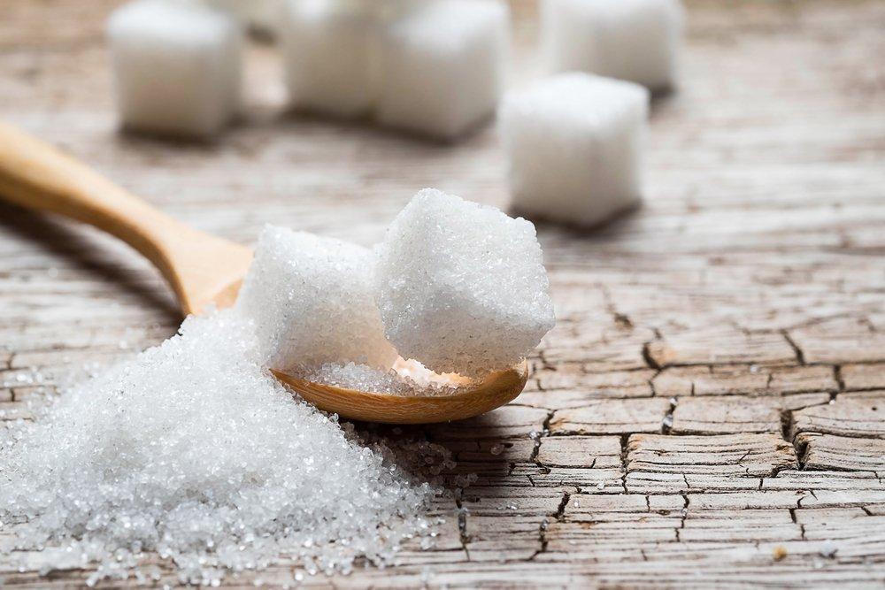 Питание: роль сахара