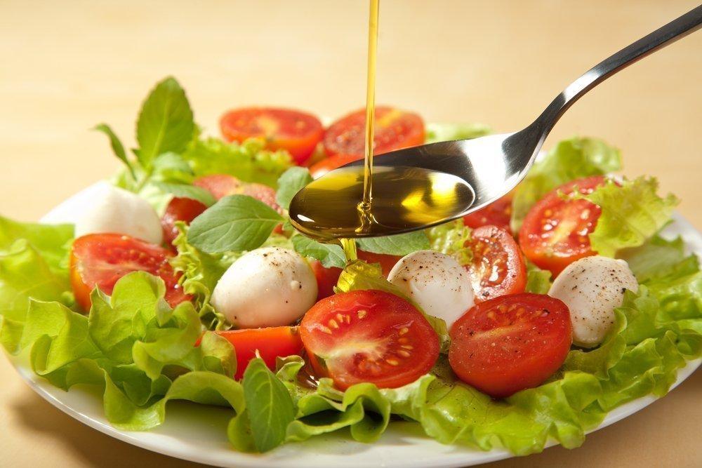 Как сделать масло для салатов