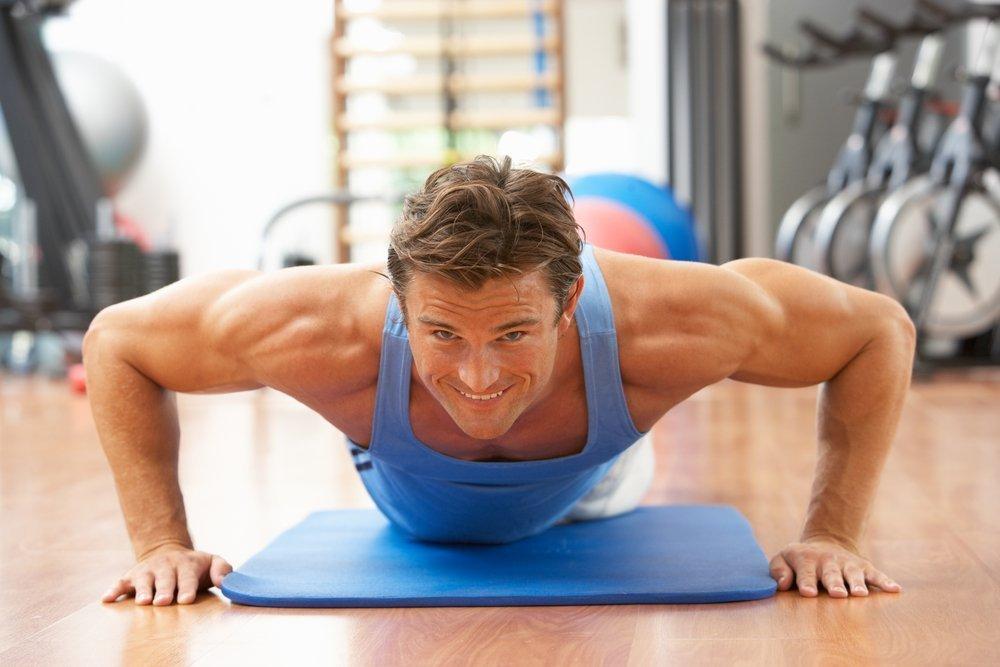 Основная программа упражнений