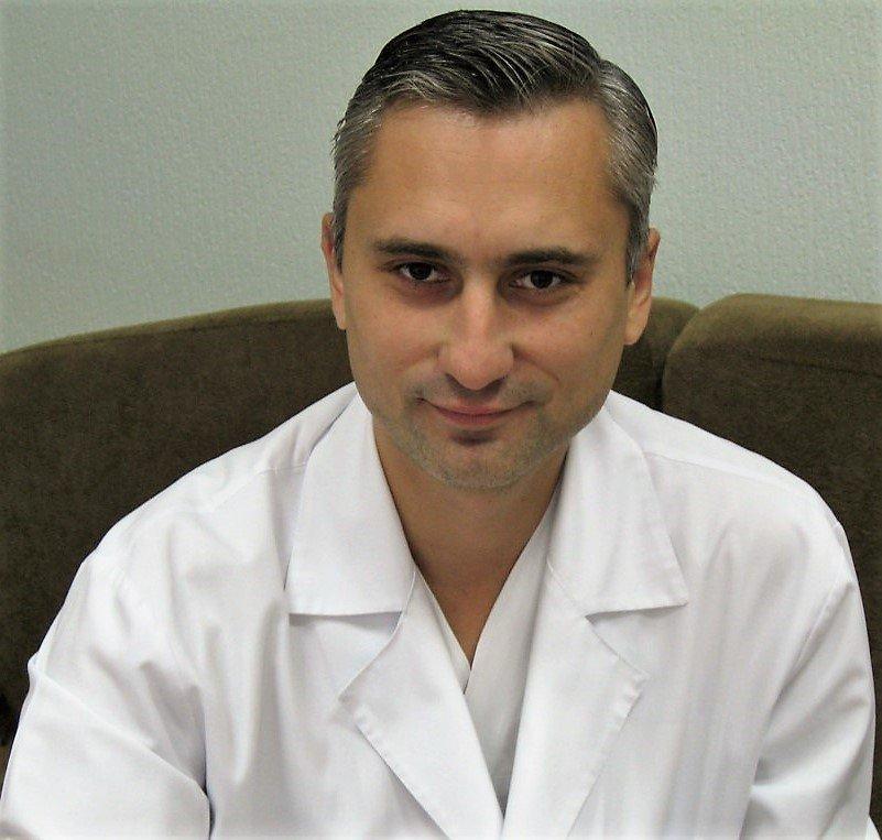 Симагаев Р.О врач травматолог-ортопед высшей категории