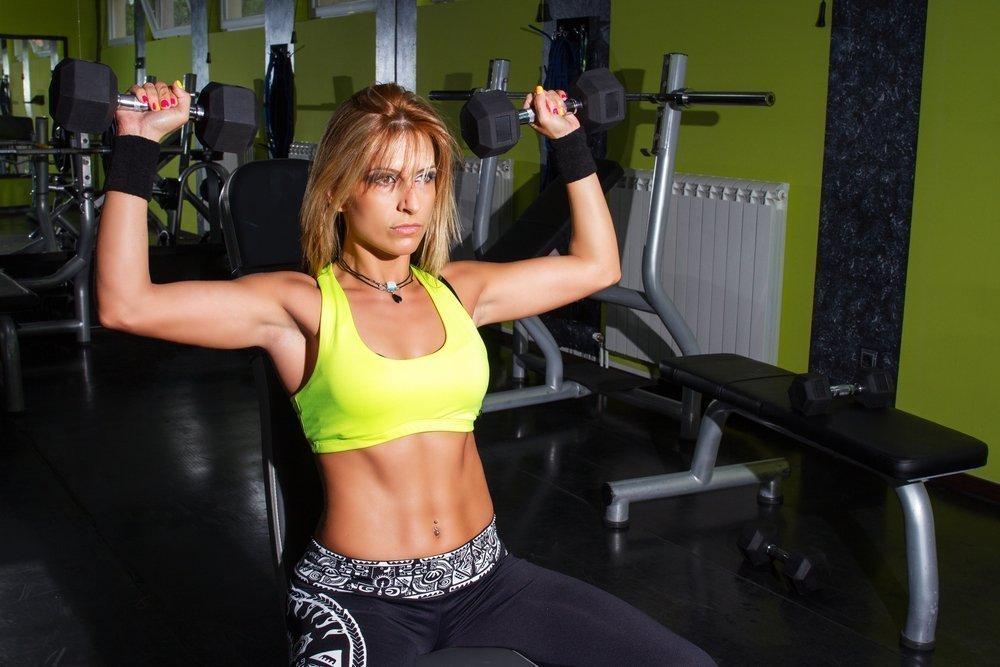 Как подобрать гантели для занятий фитнесом