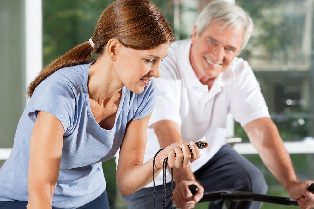 Новости о здоровье: спорт безопасен для больных СН