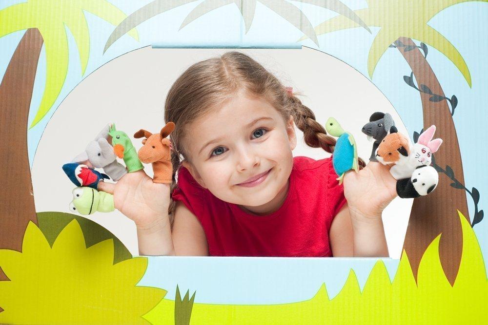 Стимулирование речи через сценические навыки и занятия для детей