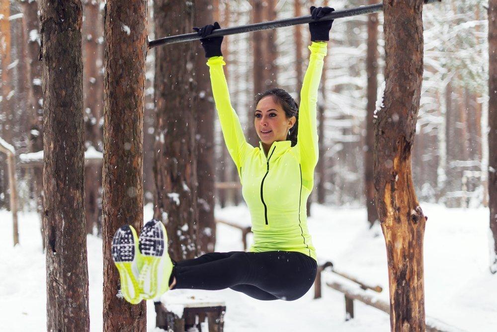 Фитнес-упражнения для быстрой проработки пресса