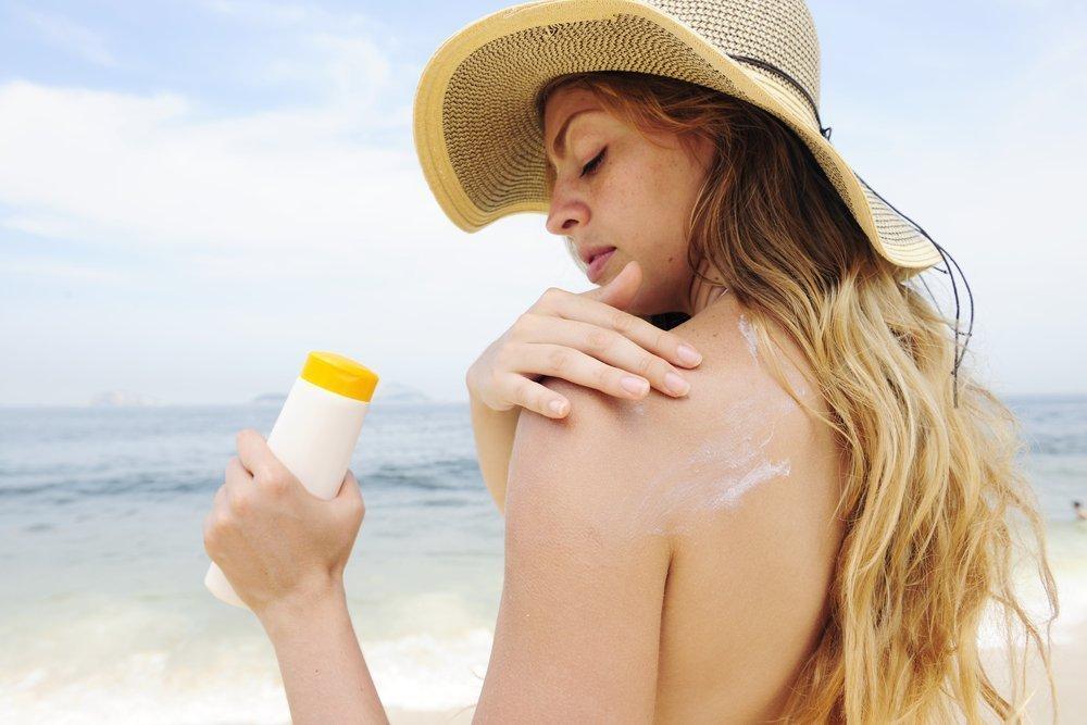 Как выбрать защищающий от солнца крем для кожи тела?