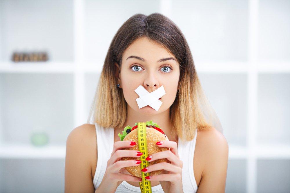 Ошибки при выборе диет