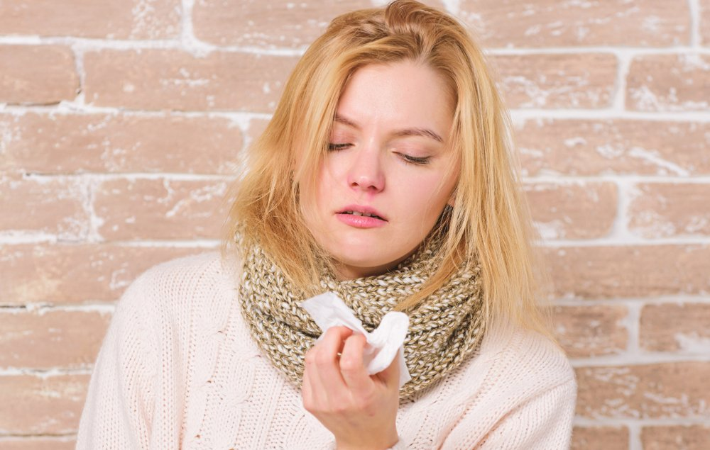 Аллергический ринит: лечение у взрослых
