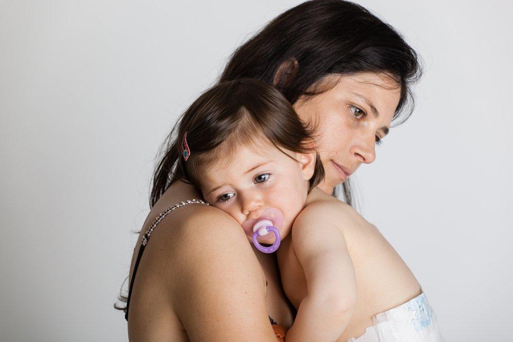 Чего я боюсь? Страхи молодых мам: СВДС, родничок и лестницы