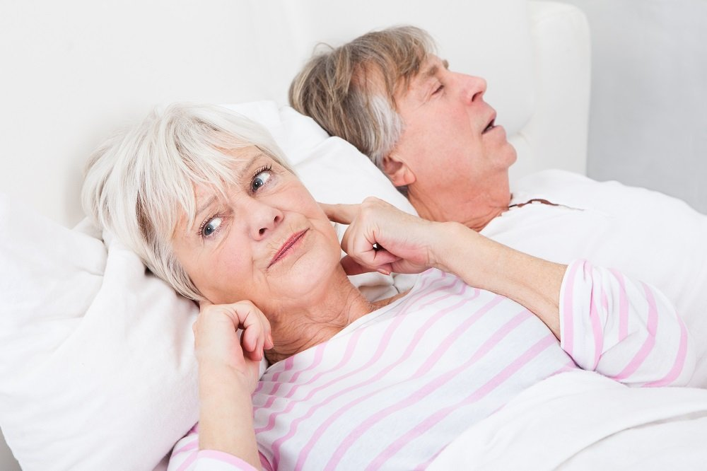 Как предупредить храп во сне?