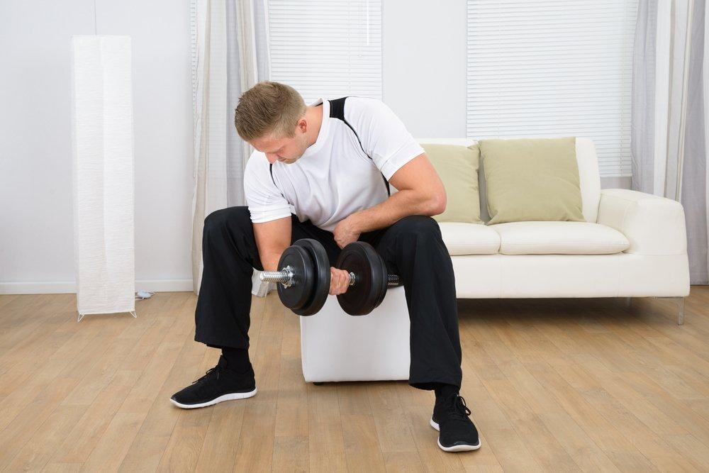 Фитнес-упражнения для плечевого пояса