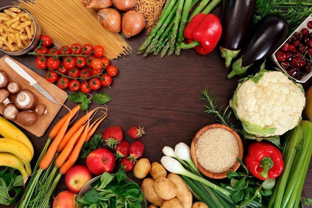 Выбираем продукты для составления рецептов