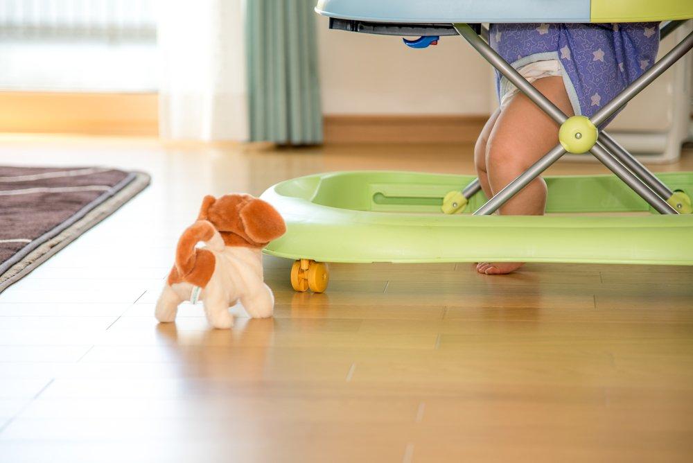 Влияние ходунков на развитие ребенка