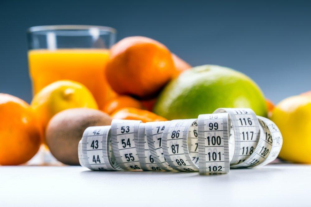 Рациональное похудение против лишнего веса