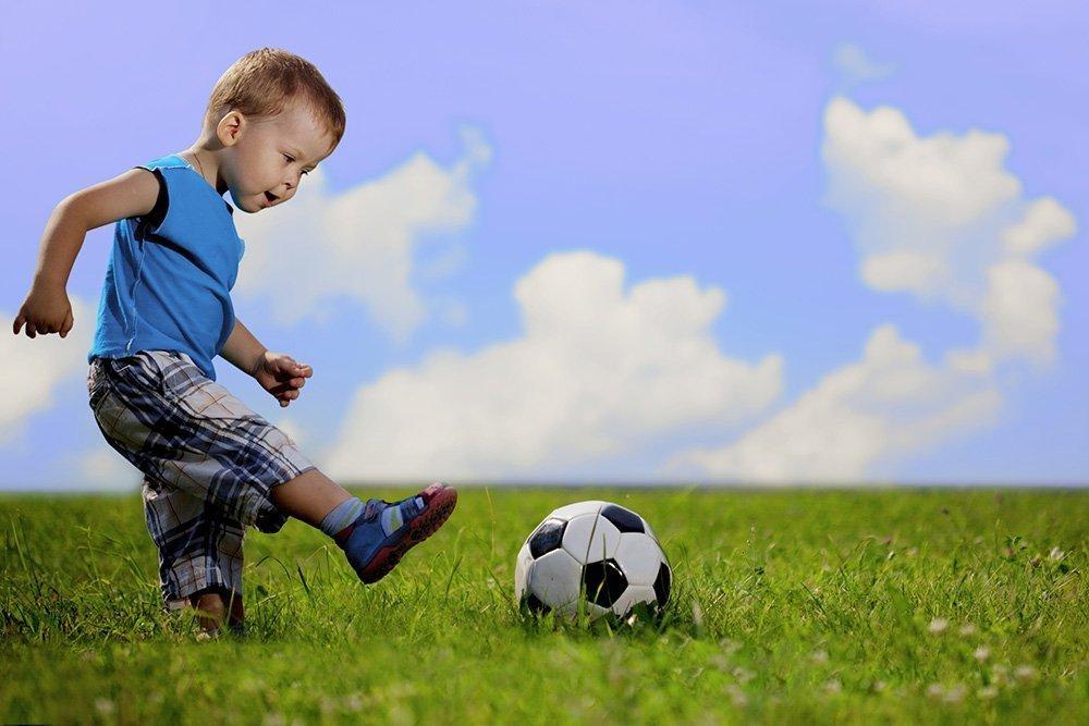 Роль физических нагрузок в развитии ребенка