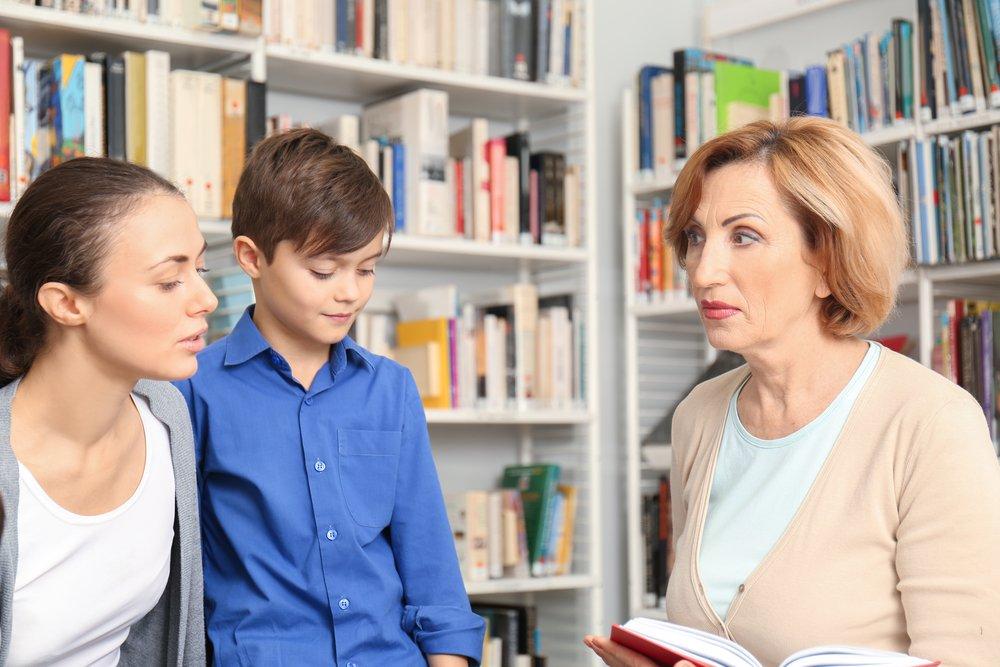 Родителям полезно пообщаться с педагогом