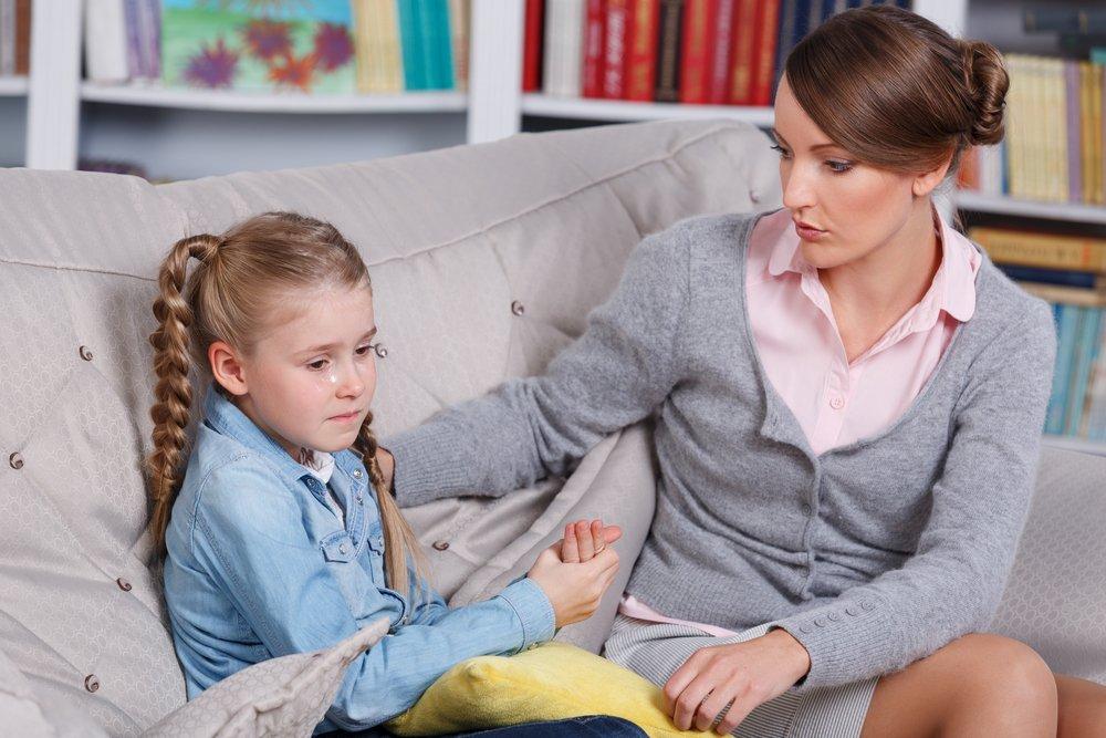 Как реагировать на детский плач?
