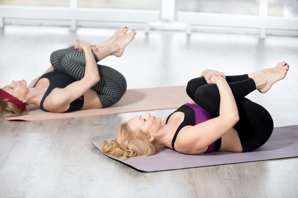 Схема занятия фитнесом для здоровья суставов