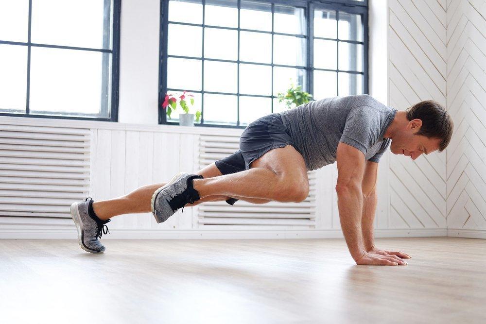 Упражнение бурпи: суть и польза