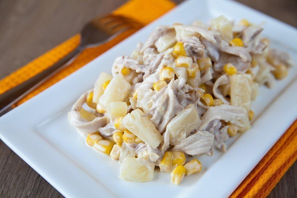 Вкусные рецепты с ананасом для здоровья и фигуры