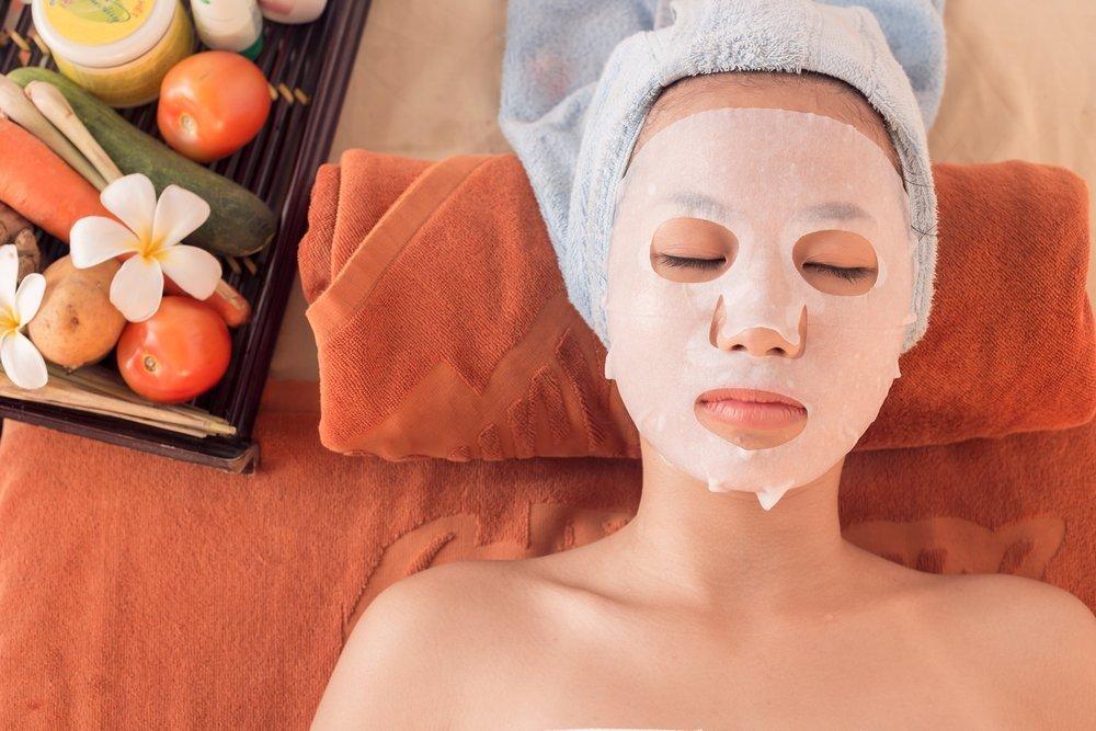 Как правильно использовать маски с плацентой для кожи