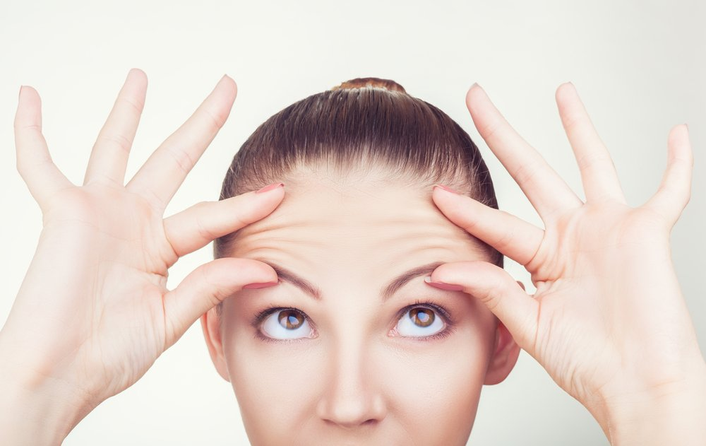 Морщины на лице: как и почему появляются