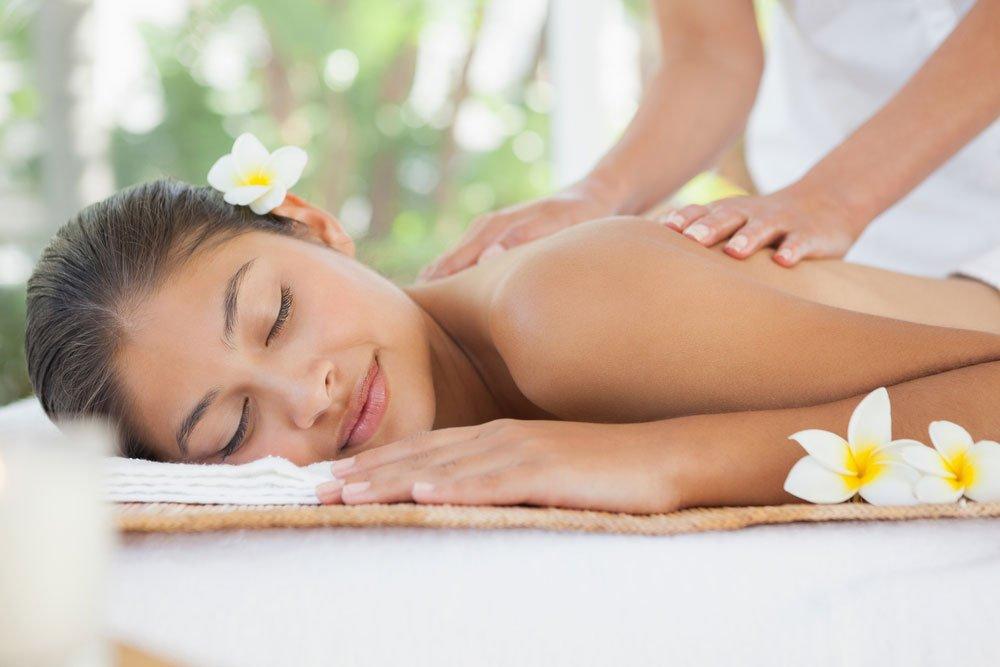Регулярный массаж