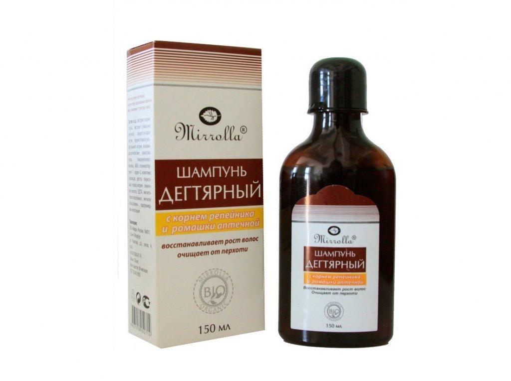 1. Дегтярный шампунь Источник: apteka72.com