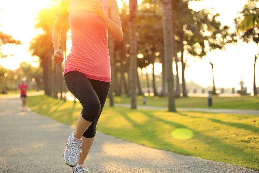 Поддержание здорового образа жизни с помощью бега трусцой