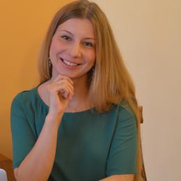 Анастасия Менн, психолог, психотерапевт