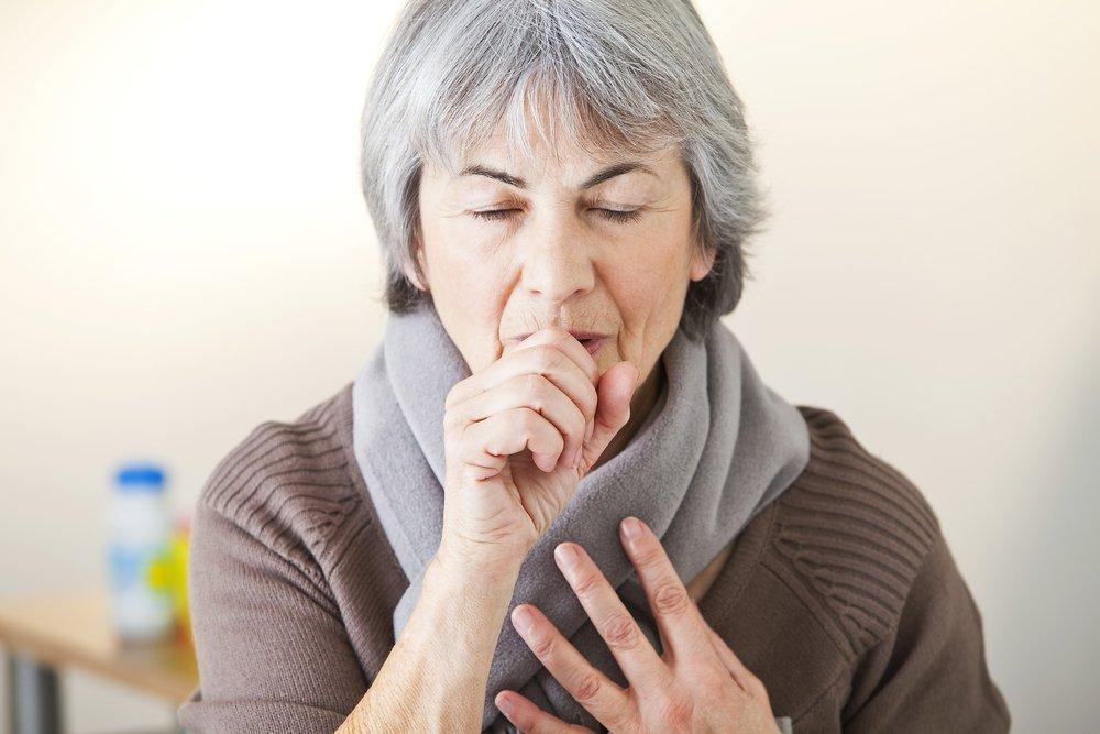 Вирусно-бактериальная пневмония