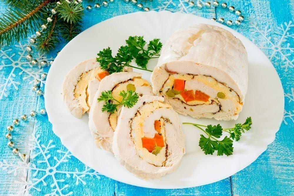 Рулеты из куриного филе: рецепт оригинального блюда
