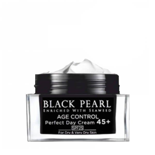 Увлажняющий дневной крем против морщин 45+ SPF 25, Black Pearl, 50 мл Источник: da-vita.ru