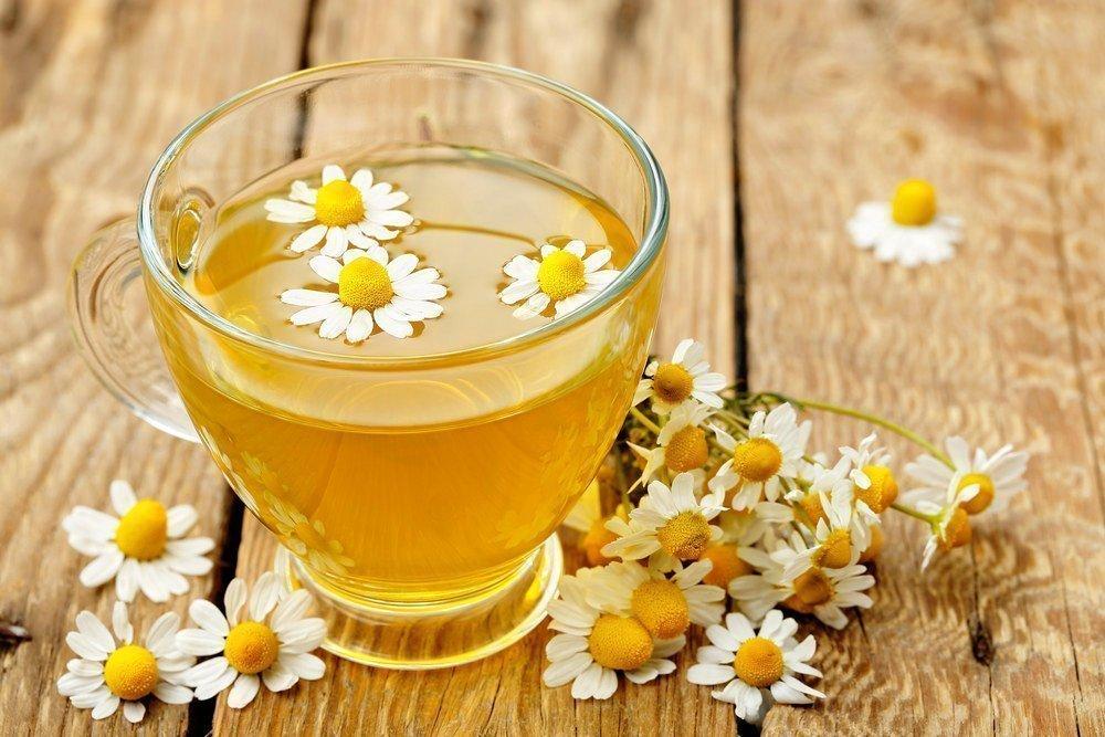 Рецепты ромашкового чая для здоровья и стройности