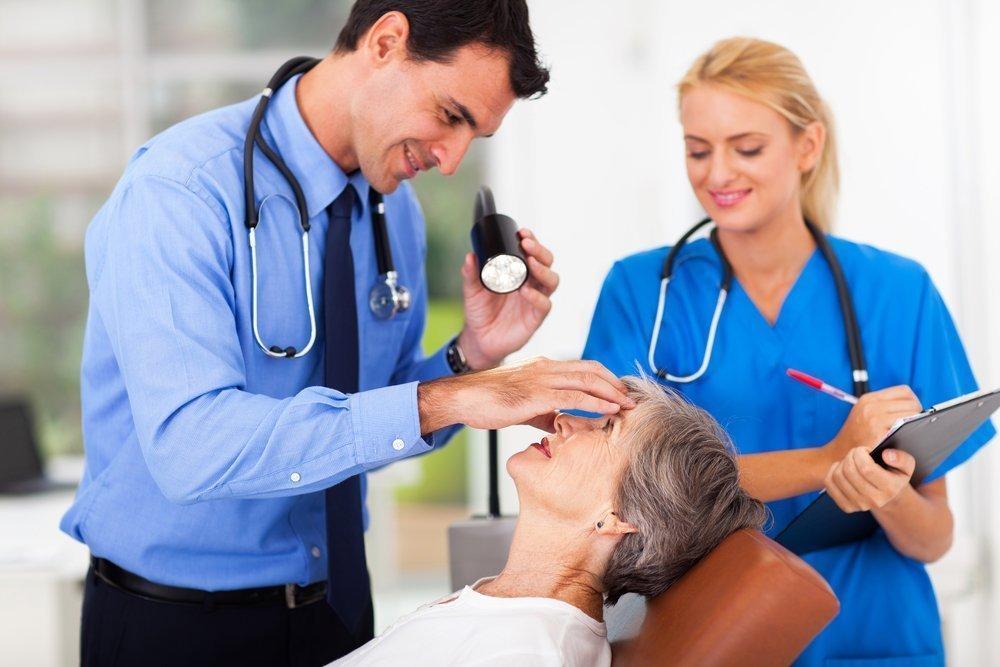 Диагностика и лечение конъюнктивита