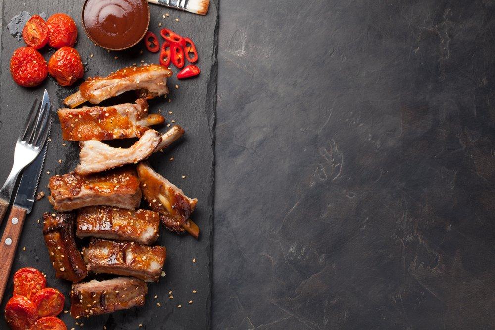 Рецепты приготовления аппетитных свиных ребер