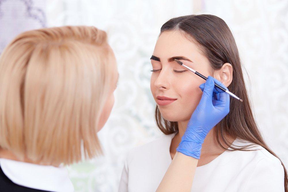 Хна для бровей, или процедура биотатуажа