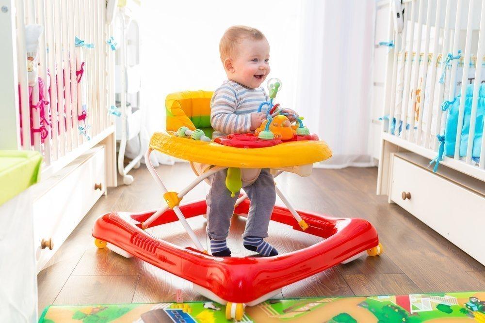 Опасные для развития ребенка приспособления
