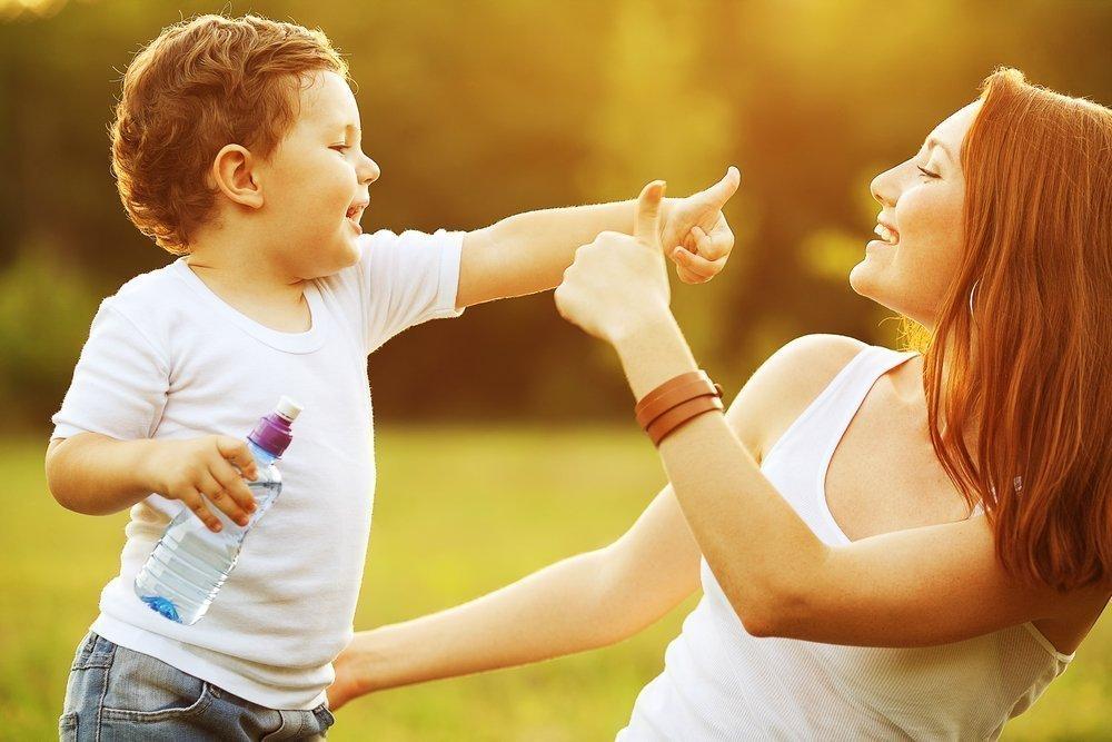 Как слушать, чтобы ребенок разговаривал
