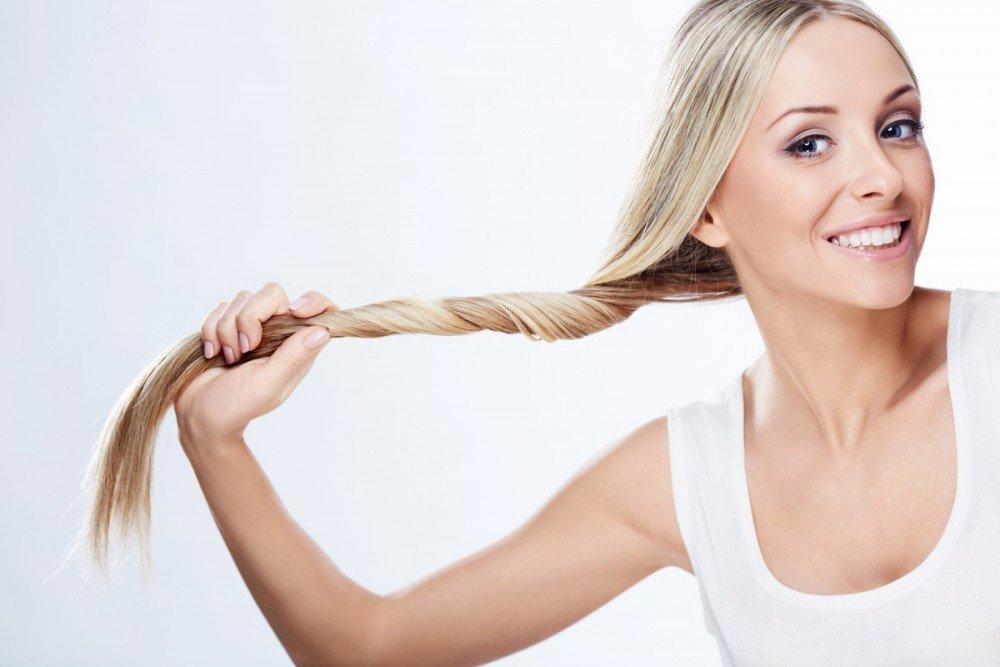 Красота волос: рецепт от выпадения