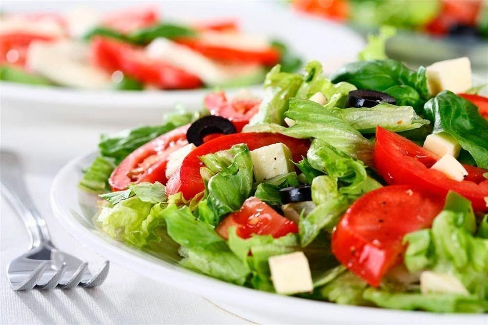 Рецепт салата полезного для здоровья