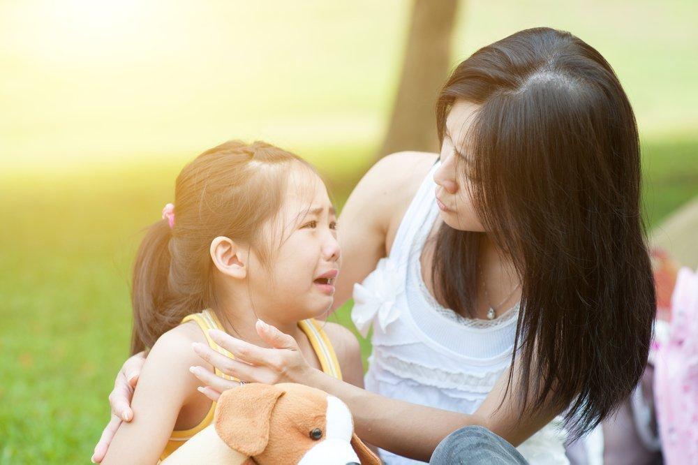 Родители и чувства ребенка