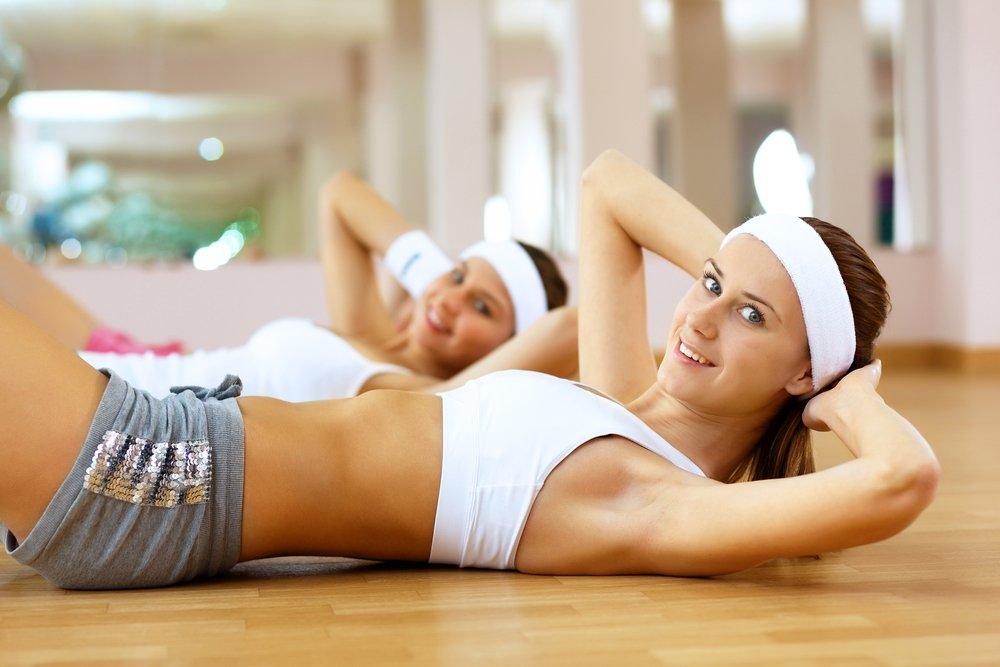 Комплекс упражнений для уменьшения талии