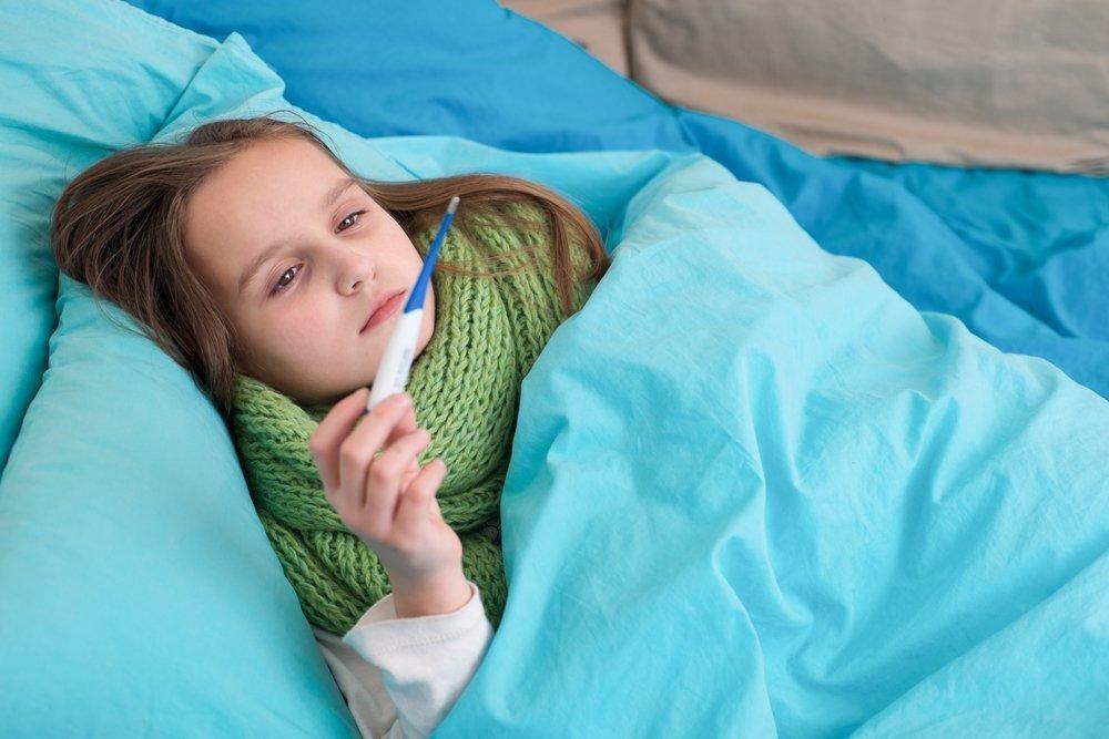 Заболевание скарлатина: начало болезни