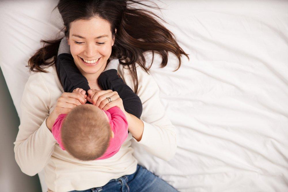 Советы для матери, воспитывающей ребенка без участия супруга
