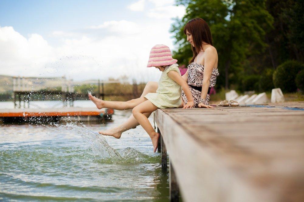 Полезные привычки во время отдыха на воде