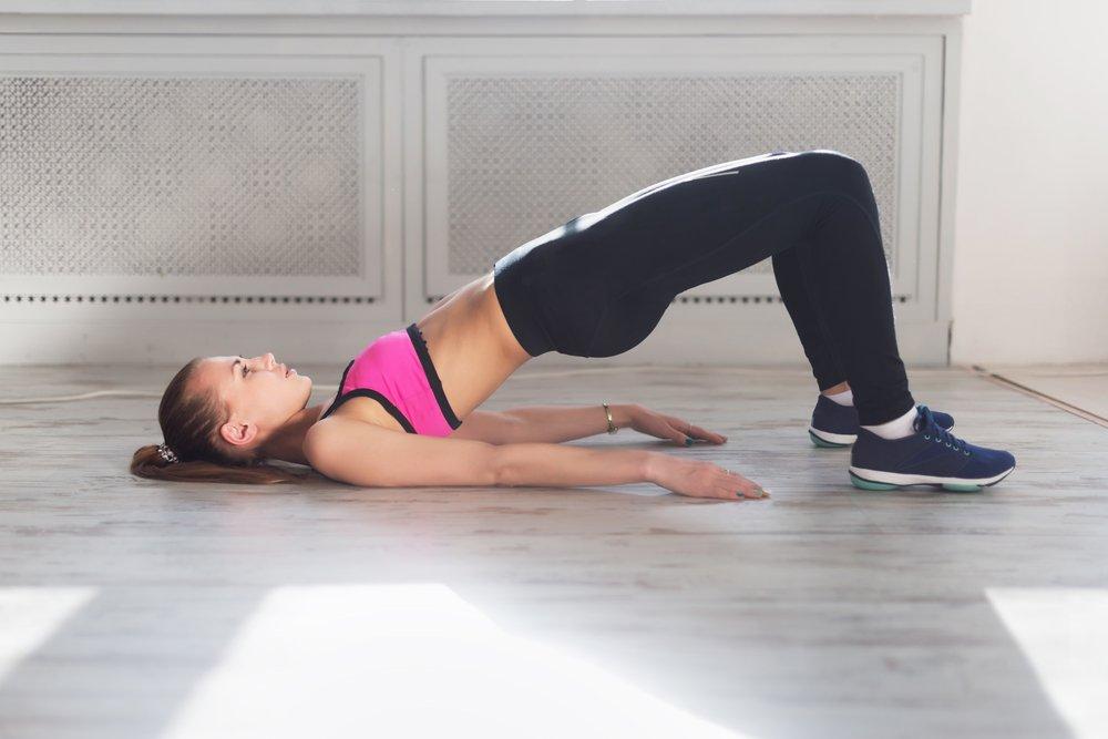 Занимайтесь фитнесом для стимуляции «ленивого» кишечника